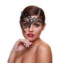 Elegante máscara veneciana
