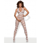Bodystocking L400 blanco