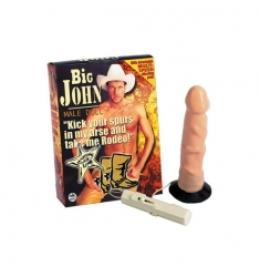 MUÑECO HINCHABLE COWBOY BIG JOHN LOVE
