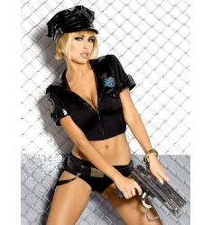 Police Set Disfraz 5 piezas