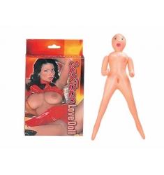 muñeca hinchable de tamaño natural