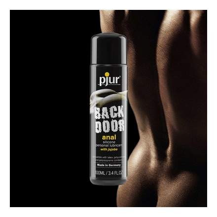 Pjur Backdoor Lubricante 100 Ml.