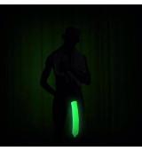 preservativos  neon que brillan en la oscuridad