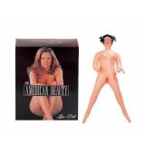 Muñeca 3D con vibración PELO REAL