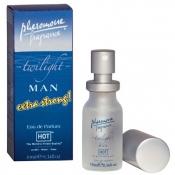 Perfume con Feromonas para hombre 10 ml.