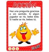 JUEGO DE CARTAS GLOP GAME