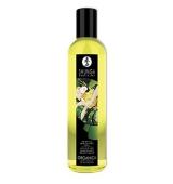 aceite organico te verde