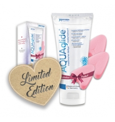 KIT EXCLUSIVO LUBRICANTE + 3 TAMPONES VAGINALES