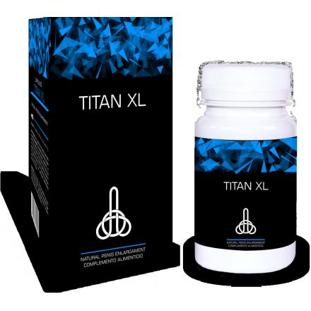 TITAN XL CÁPSULAS