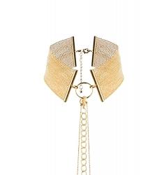 Bijoux Magnifique Collar Dorado