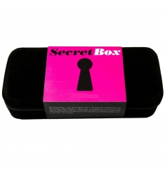 CAJA SECRETOS SEXYCALIA.COM CON CANDADO PARA GUARDAR JUGUETES