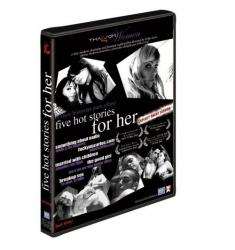 DVD EROTICO PORNO CINCO HISTORIAS PARA ELLA