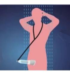 Correa para la ducha ,Shower Strap