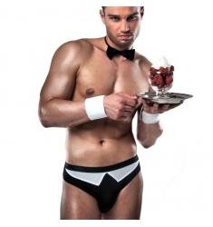 Disfraz camarero sexy
