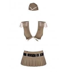 Disfraz Militar Sexy