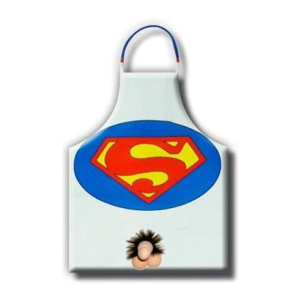 Delantal Superman