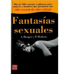 Libro fantyasías Sexuales