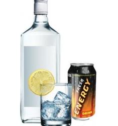 Loción de Masaje Energy Drink