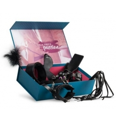 FETISH FANTASY KIT DE BONDAGE DE 10 PIEZAS