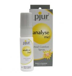 PACK ESPECIAL ANAL -Relajante dilatador anal, LUBRICANTE ANAL 30ml y plug anal silicona médica.