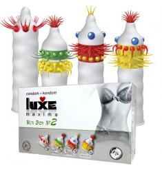 Condom Luxe Headshot