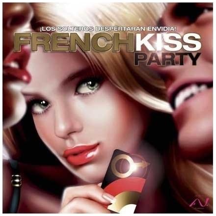 FRENCH KISS PARTY PARA JUGAR CON AMIGOS
