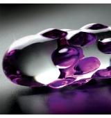 ELEGANTE Y EXCLUSIVO DILDO DE CRISTAL DIAMOND