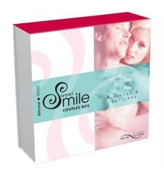 Caja de parejas dulce sonrisa 5 PIEZAS