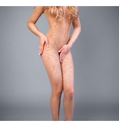 BODYSTOCKING NUDE COLOR CARNE BEIGE
