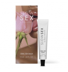 ORAL SEX LIP BALM · BÁLSAMO PARA SEXO ORAL