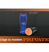MASTURBADOR TACTO REAL PRIVATE PERSONAL VAGINA CALIENTE