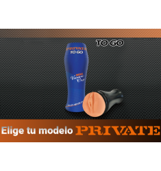 MASTURBADOR TACTO REAL PRIVATE PERSONAL VAGINA CALIENTE