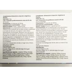 FUNGAME 10 CÁPSULAS POTENCIADORAS DE LA ERECCION