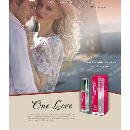 Perfume con Feromonas Mujer
