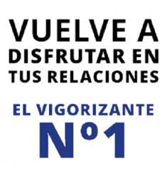 VIGORIZANTE NATURAL CON EFECTO RETARDANTE