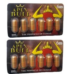 APEX BULL CAJA DE 12 CAPSULAS