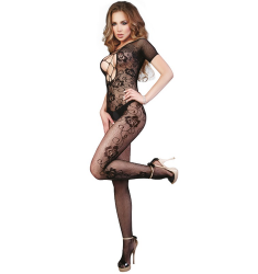 BODYSTOCKING IMPULSE NEGRO CON APERTURA