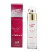 Perfume de feromonas Hot para mujer.