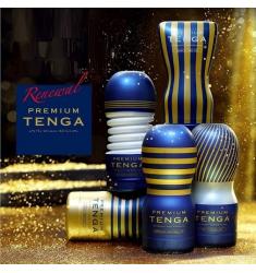 TENGA PREMIUM CUP PLACER DE LA FELACION MASCULINA