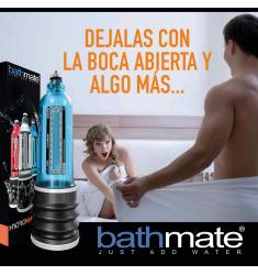BATHMATE HYDROMAX X9 AZUL (X40)