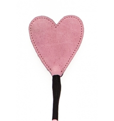 Fusta Corazón Rosa