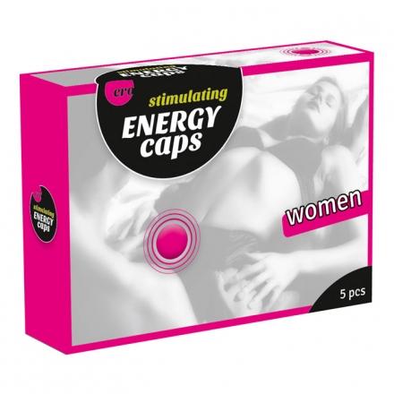 Cápsulas vigorizantes para mujer