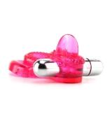 anillo estrangulador estimulador de clítoris y labios