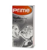PRESERVATIVO PRIME NUDA ULTRA FINO 12 UDS