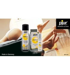 GEL RELAJANTE ANAL PJUR ANALYSE ME 30 ML