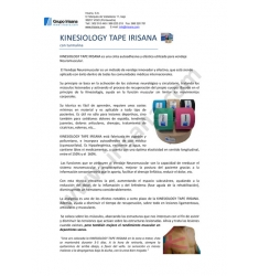 KINESIOLOGY TAPE INTIMA PARA DOLORES MENSTRUALES